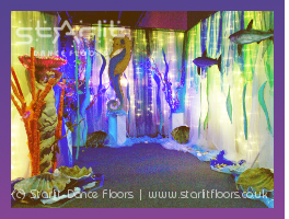 Event Theming by Starlit Dance Floors